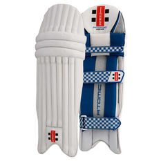 Gray Nicolls Atomic Power Junior Cricket Batting Pads, , rebel_hi-res