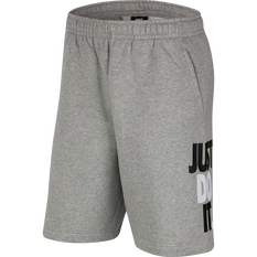 Nike Mens Sportswear JDI Fleece Shorts, Dark Grey, rebel_hi-res