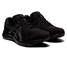 Asics GEL Contend 7 4E Mens Running Shoes, Black/Grey, rebel_hi-res