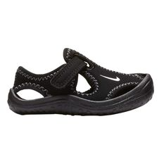 Nike Sunray Protect Toddlers Sandals Black US 3, Black, rebel_hi-res