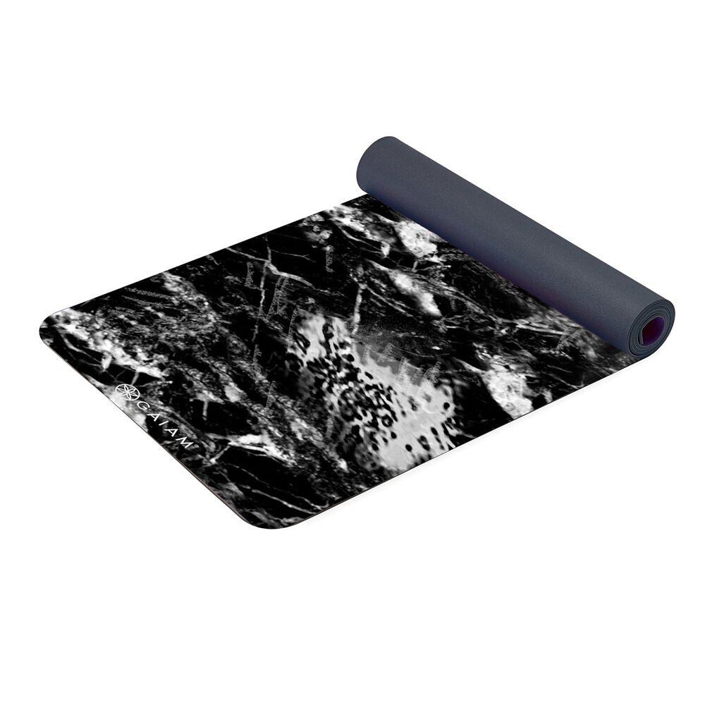 Gaiam 6mm PVC Yoga Mat Print 6mm