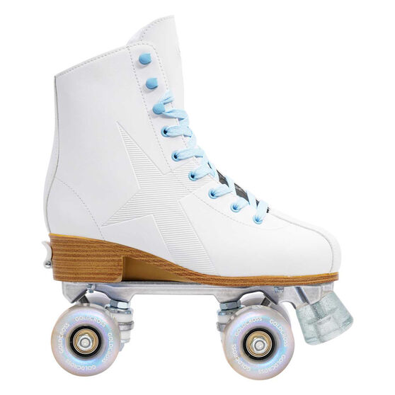 Goldcross GXC Retro 2 Roller Skates, White, rebel_hi-res