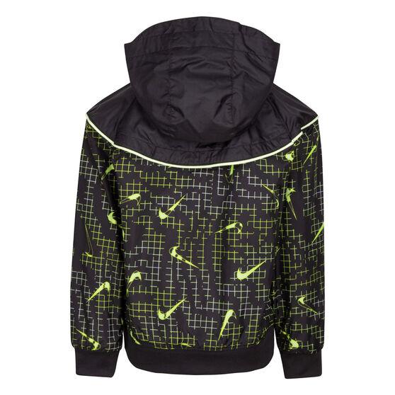 Nike Boys RTLP Windrunner, Black, rebel_hi-res