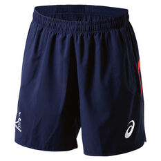 Wallabies 2018 Mens Gym Shorts, , rebel_hi-res