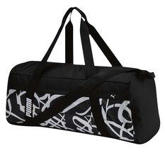 Puma Core Active Sports Duffel Bag Black, , rebel_hi-res