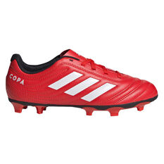adidas Copa 20.4 Kids Football Boots Red / White US 11, Red / White, rebel_hi-res