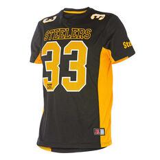 Pittsburgh Steelers Mens NFL Mesh Tee, , rebel_hi-res