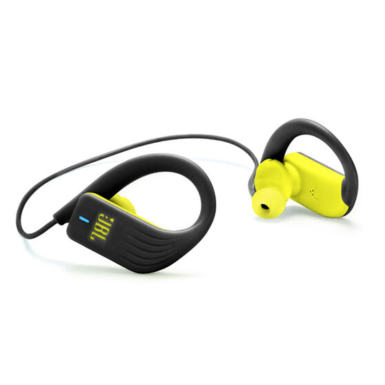 JBL Endurance SPRINT Bluetooth Sports Headphones Yellow, Yellow, rebel_hi-res