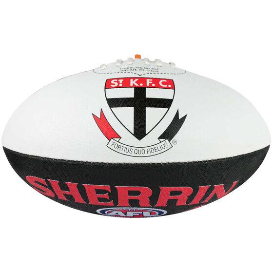 Sherrin Alpha St Kilda Saints Ball, , rebel_hi-res