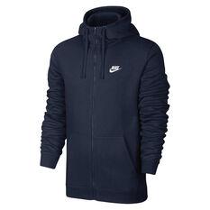 Nike Mens Sportswear Hoodie Navy S, Navy, rebel_hi-res