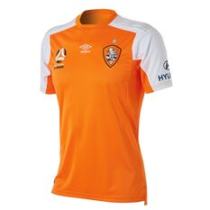 Brisbane Roar 2018 Mens Home Jersey, , rebel_hi-res