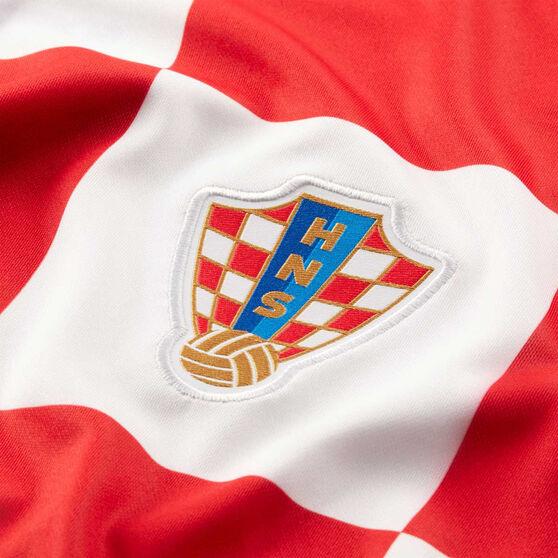 Croatia 2020 Mens Stadium Home Jersey, Red/White, rebel_hi-res