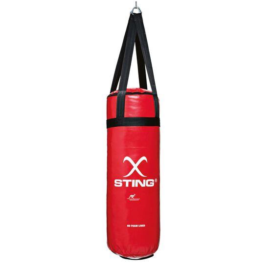 Sting RipStop 90cm Punching Bag Red / White, , rebel_hi-res