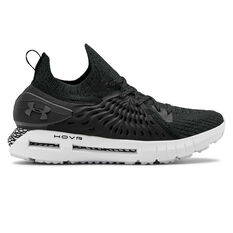 Under Armour HOVR Phantom RN Womens Running Shoes Black / Grey US 6, Black / Grey, rebel_hi-res
