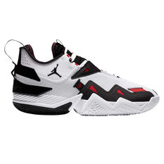 Nike Jordan Westbrook One Take Mens Basketball Shoes White/Black US 7, White/Black, rebel_hi-res