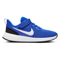 Nike Revolution 5 Kids Running Shoes Blue / White US 11, , rebel_hi-res