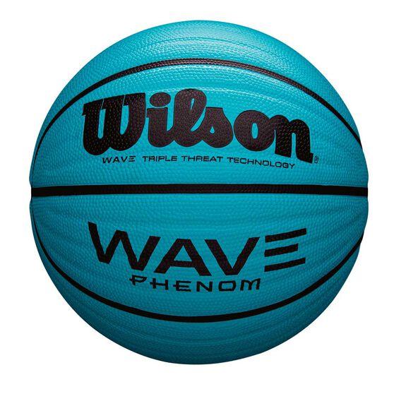 Wilson Wave Phenom Basketball Blue 7, , rebel_hi-res