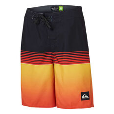 Quiksilver Boys Everyday Slab 17in Board Shorts Blue 8, Blue, rebel_hi-res