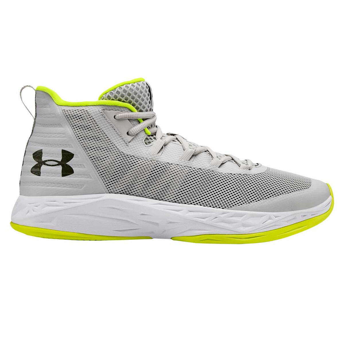 Under Armour Jet Mid Mens Basketball