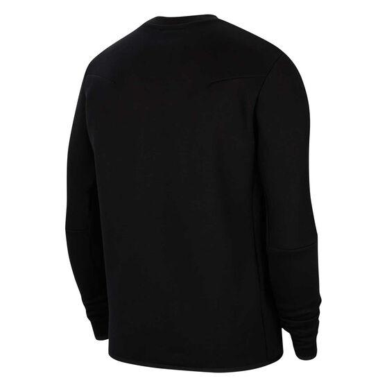 Nike Sportswear Mens Tech Fleece Sweatshirt, Black, rebel_hi-res
