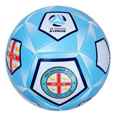 A League Melbourne City Mini Supporter Soccer Ball, , rebel_hi-res