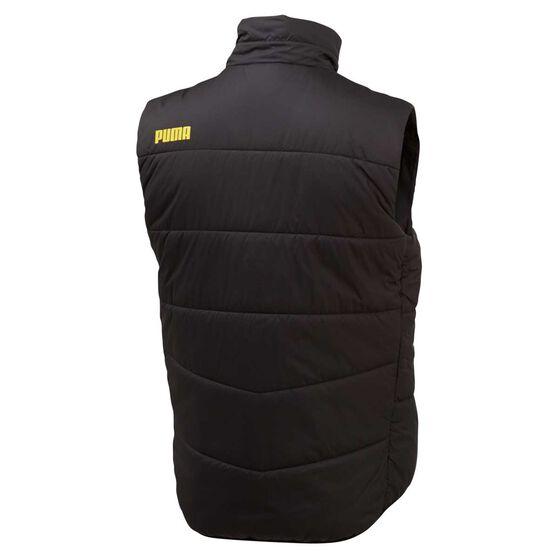 Richmond Tigers 2020 Mens Team Vest, Black, rebel_hi-res