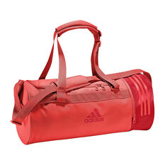adidas Convertible Backpack Duffel Bag Coral, , rebel_hi-res
