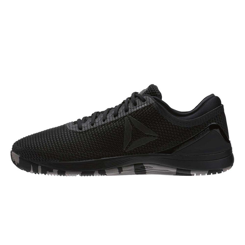 53f81f70268b7d Reebok CrossFit Nano 8.0 Mens Training Shoes Black   Red US 13 ...