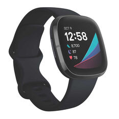 Fitbit Sense - Carbon Graphite, , rebel_hi-res