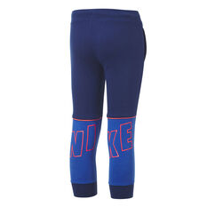 Nike Boys See Me FT Jogger Blue 4, Blue, rebel_hi-res