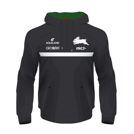 South Sydney Rabbitohs 2020 Womens Squad Hoodie, Black, rebel_hi-res