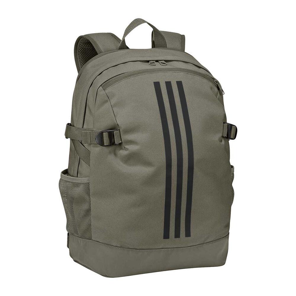 adidas BP Power IV Medium Backpack Khaki  b986380057659