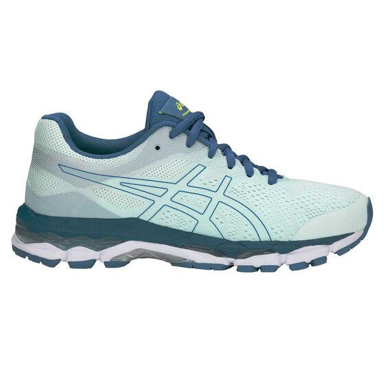 Asics GEL Superion 2 Womens Running Shoes, Pink / Blue, rebel_hi-res