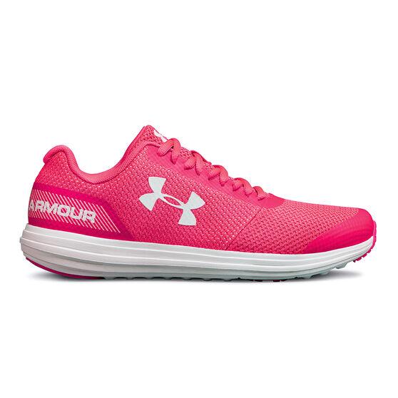 Under Armour Surge Kids Running Shoes, , rebel_hi-res