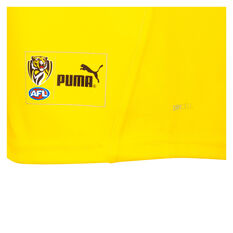 Richmond Tigers 2021 Mens Away Guernsey, Yellow, rebel_hi-res