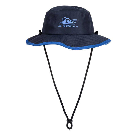 Quiksilver Toddlers Gel Station Sun Protection Hat, , rebel_hi-res
