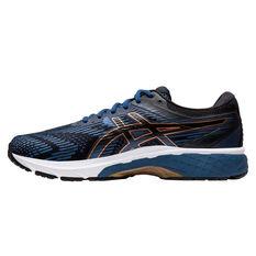 Asics GT 2000 8 2E Mens Running Shoes Blue / Black US 7, Blue / Black, rebel_hi-res