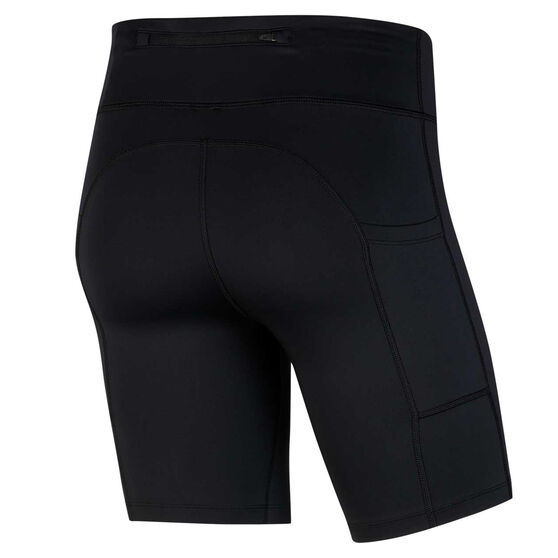Nike Womens Fast Running Shorts, Black, rebel_hi-res