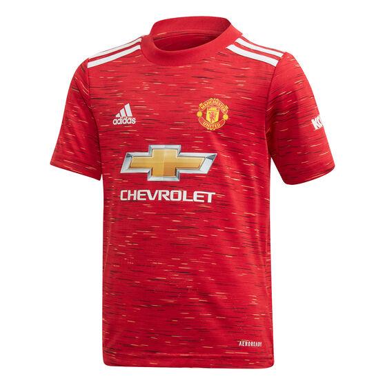 Manchester United 2020/21 Toddler Home Jersey, Red, rebel_hi-res