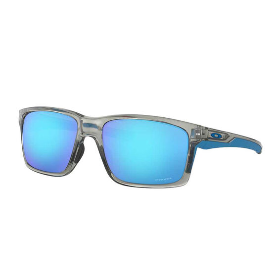 Oakley Mainlink XL Sunglasses, Grey Ink/Prizm Sapphire, rebel_hi-res