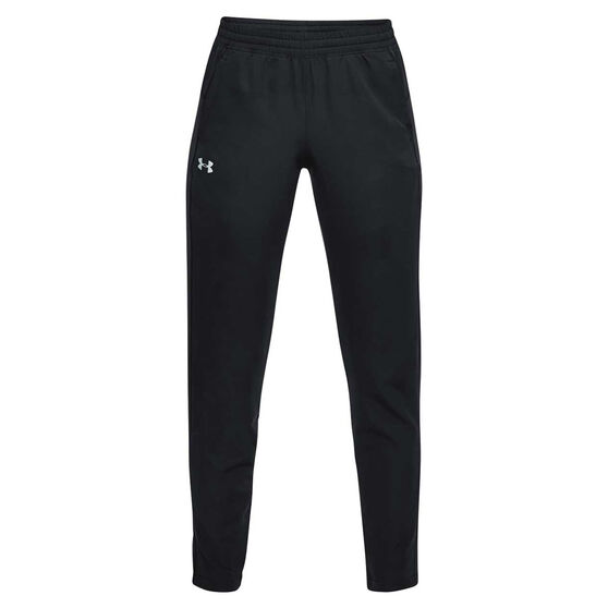 39c84ed77a2b Under Armour Womens Storm Launch Pants Black / Silver S, Black / Silver,  rebel_hi