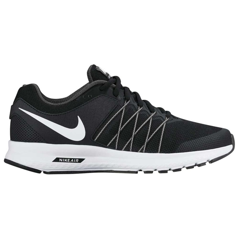 8e14bda3372f Nike Air Relentless 6 Womens Running Shoes Black   White US 7.5 ...