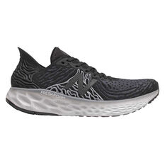 New Balance 1080v10 Mens Running Shoes Black US 7, Black, rebel_hi-res