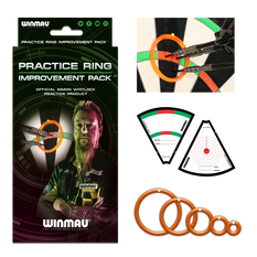 Winmau Whitlock Practice Rings Improvement Pack, , rebel_hi-res