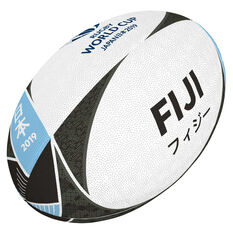 Gilbert Rugby World Cup 2019 Fiji Supporter Rugby Ball, , rebel_hi-res