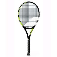 Babolat Rival 102 Tennis Racquet Black / Green 4 1/4in, Black / Green, rebel_hi-res