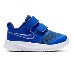Nike Star Runner 2 Toddlers Shoes Blue / White US 2, Blue / White, rebel_hi-res