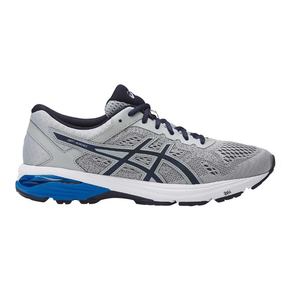 Asics GT 1000 6 4E Mens Running Shoes Grey   Blue US 7   Rebel Sport a4062225f68b