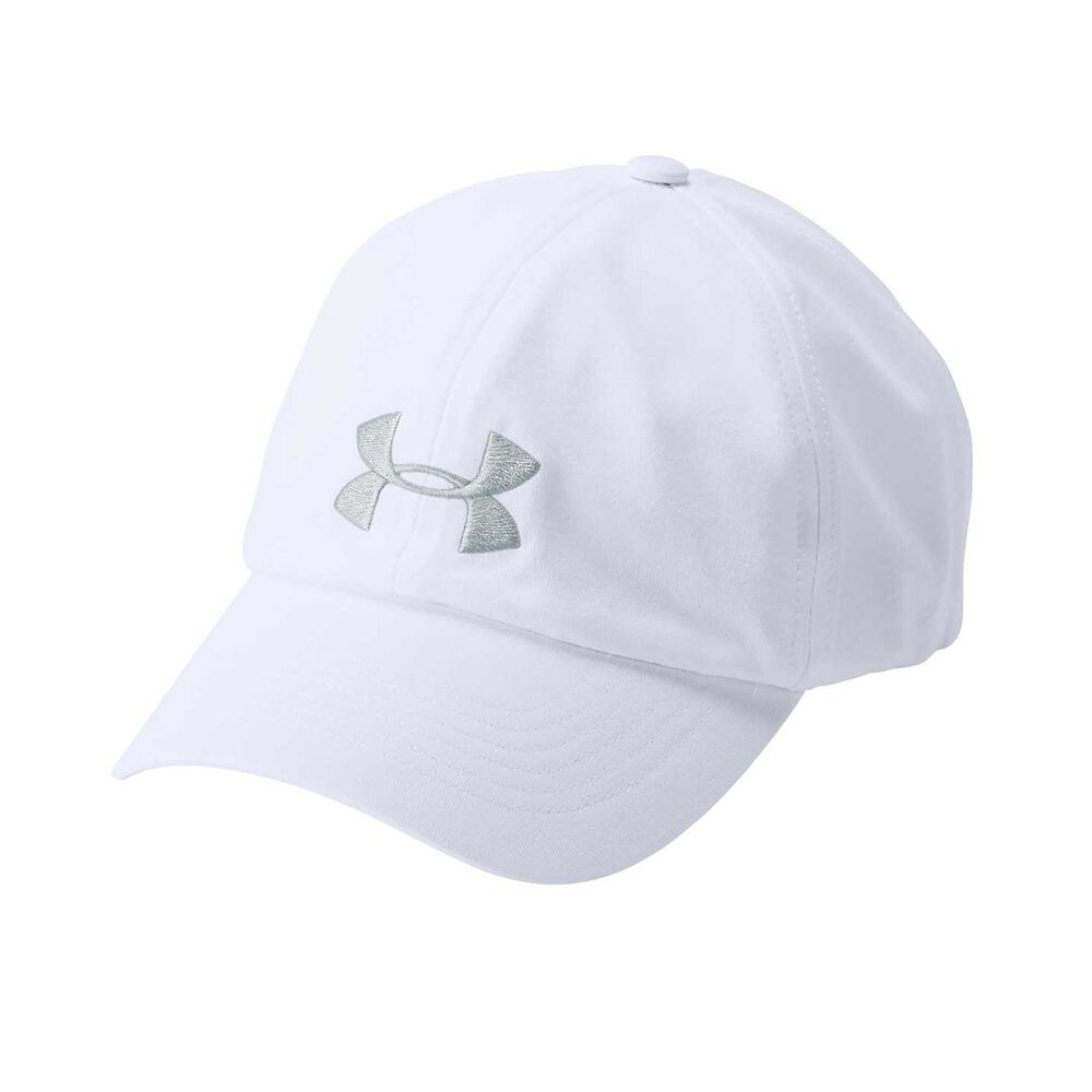 Under Armour Womens Microthread Renegade Cap White Osfa