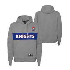 Newcastle Knights 2021 Mens Hoodie, Navy, rebel_hi-res